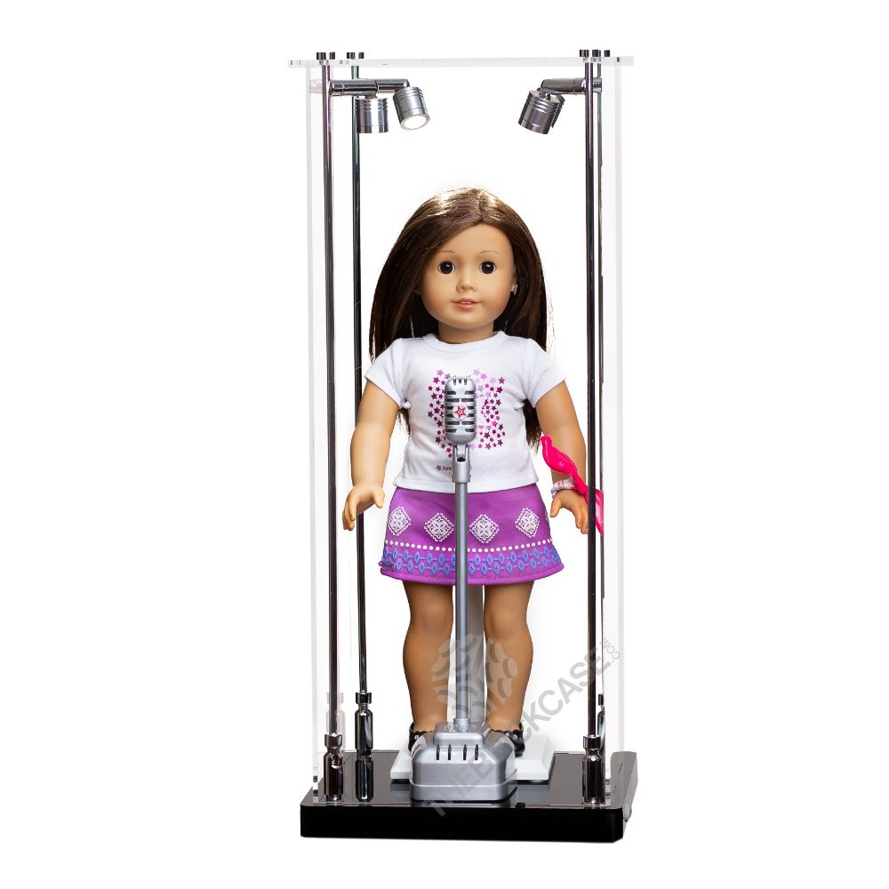 American Girl Display Case