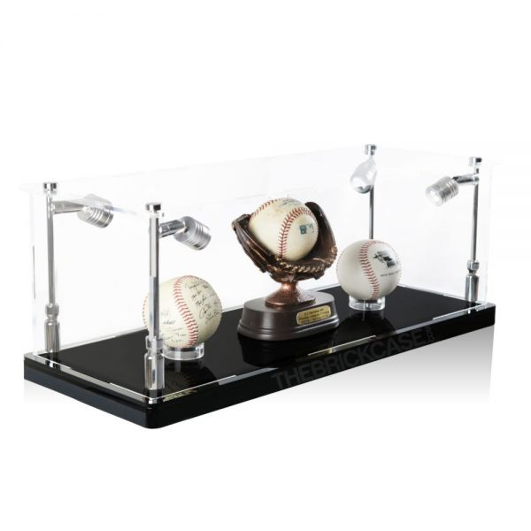 Baseball Display Case - Side View BC0301-SPRW
