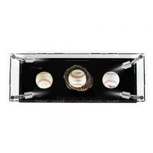 Baseball Display Case - Top View BC0301-SPRW