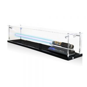Star Wars™ Lightsaber Display Case - Side View BC0501-CLB