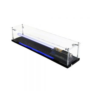 Star Wars™ Lightsaber Display Case - Top Side View BC0501-CLB