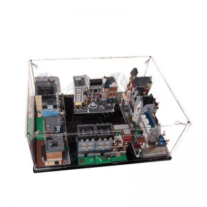LEGO® Creator Expert Modular City Display Case - Top View BC0601-BCLG