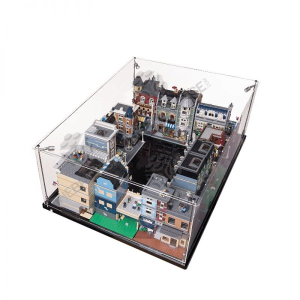 LEGO® Creator Expert Modular City Display Case - Top Side View BC0601-BCLG