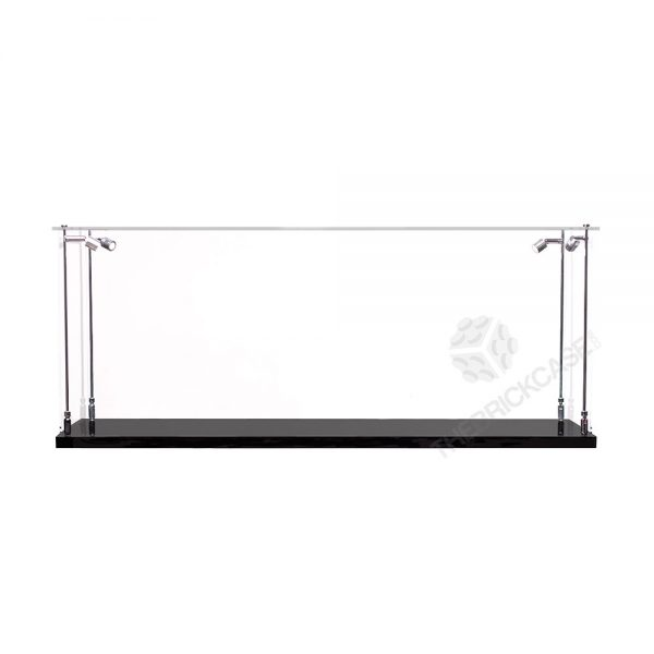 LEGO® Creator Expert Modular Display Case - Front View BC0701-BCLG