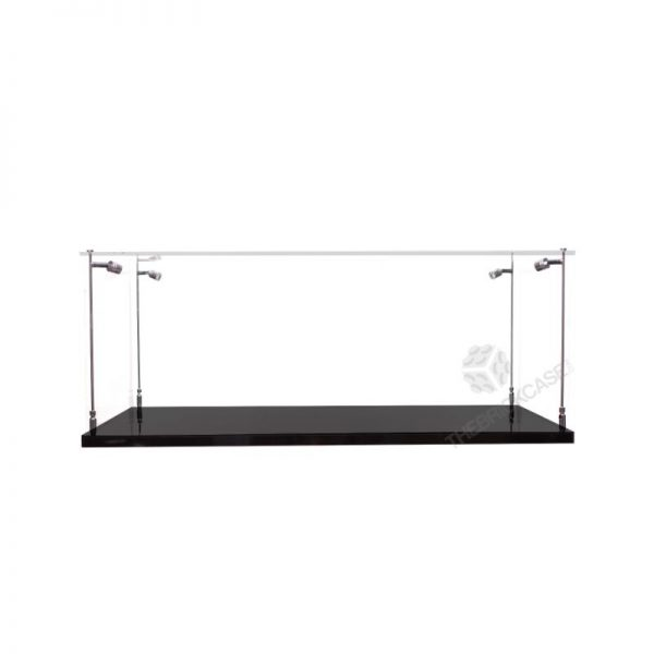 LEGO® Star Wars™ Slave l™ Display Case - Front View BC0801-BCLG