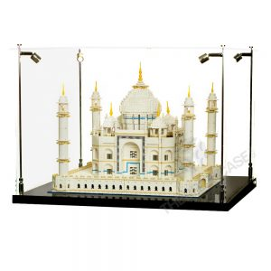 LEGO® Creator Expert Taj Mahal Display Case - Front View BC0901-BCLG