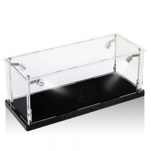 Football Display Case - Side View BC210808-SPRW