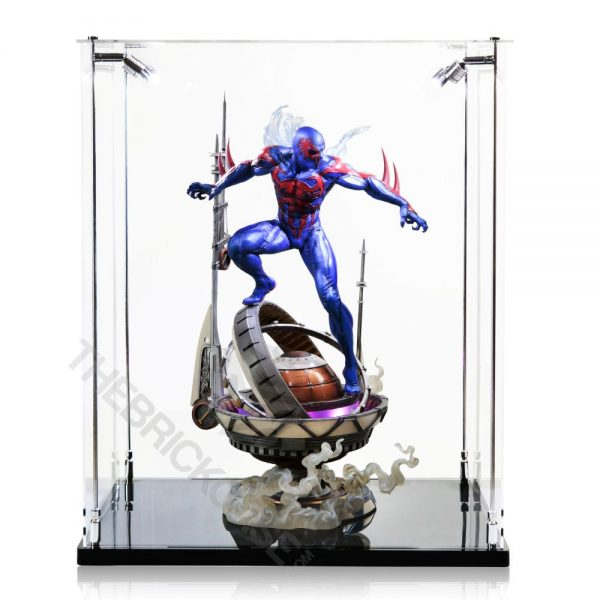 Sideshow Collectibles Life Size Bust and Premium Format Statue Display Case - Front View BC241731-CLB