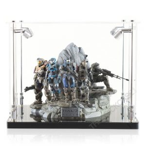 Game Figure Display Case - Front View SC171213X-GAME