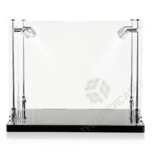 Football Helmet Display Case - Front View SC171213X-SPRW