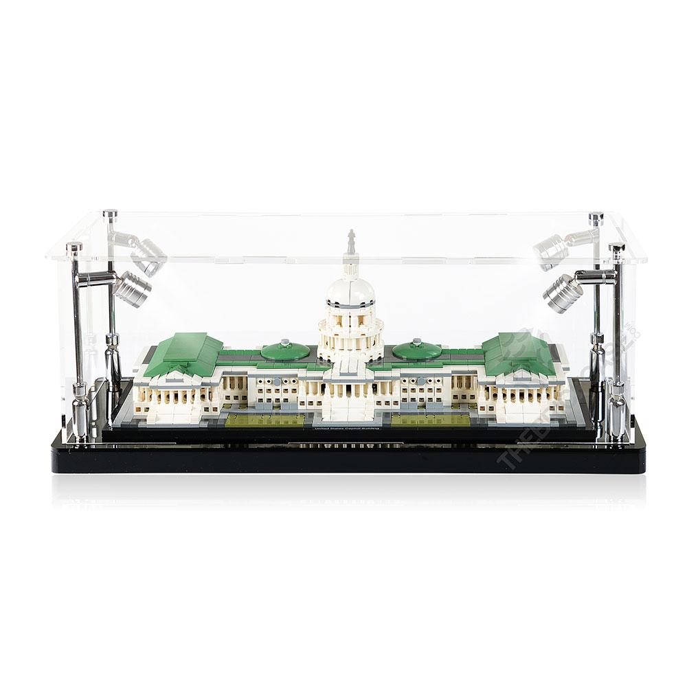 LEGO Architecture Display Case