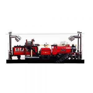 LEGO® Harry Potter Hogwarts™ Express Display Case - Front View BC0301-BCLG