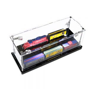 Train Display Case - Side View BC0301-CLB