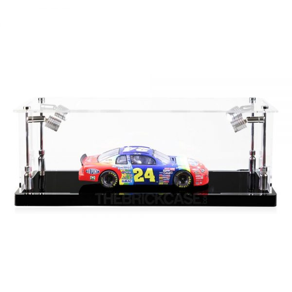 Diecast Cars Display Case - Side View BC0301-CLB