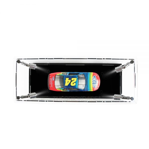 Diecast Cars Display Case - Top View BC0301-CLB