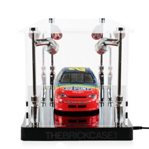 Diecast Cars Display Case - Front View BC0301-CLB