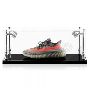 Sneaker Display Case - Side View BC0301-CLB