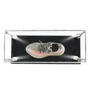 Sneaker Display Case - Top View BC0301-CLB