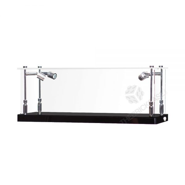 Boxing Glove Display Case - Side View BC0301-SPRW