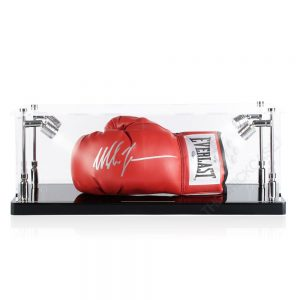 Boxing Glove Case - Front view BC0301-SPRW