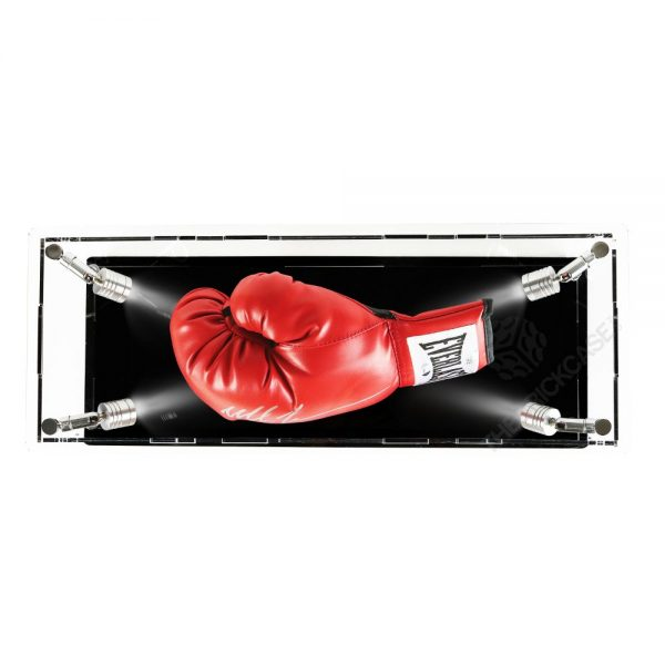 Boxing Glove Display Case - Top View BC0301-SPRW