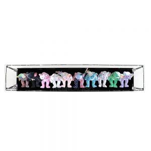 Beanie Babies Display Case - Top View BC0501-CLB