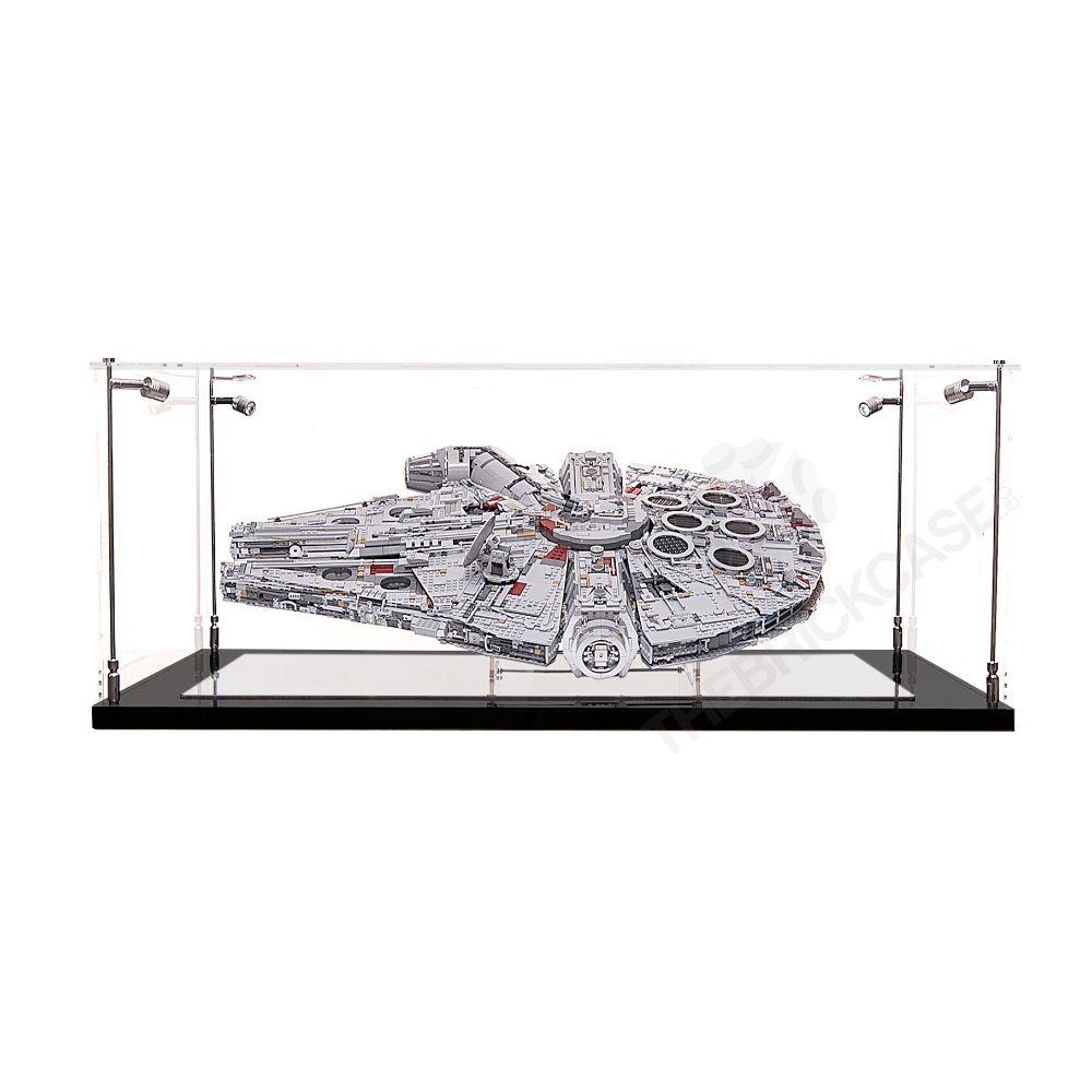 Star Wars Millenium Falcon Flying
