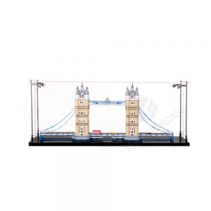 LEGO® Creator Expert Tower Bridge Display Case - Front View BC0701-BCLG