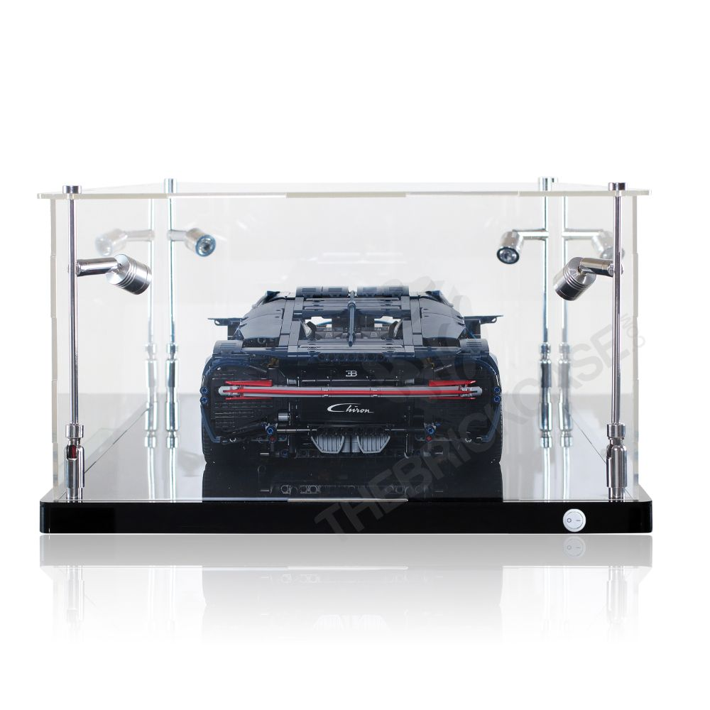 LEGO® Bugatti Chiron Display Case