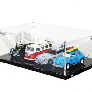 LEGO® Creator Expert Car Display Case - Side View BC0801-BCLG