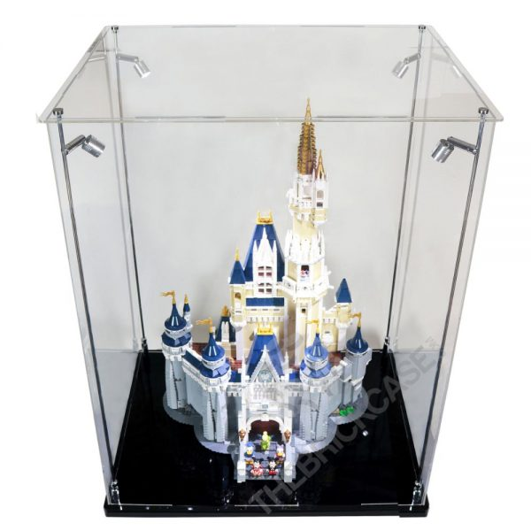 LEGO® Disney The Disney Castle Display Case - Top View BC241731-BCLG
