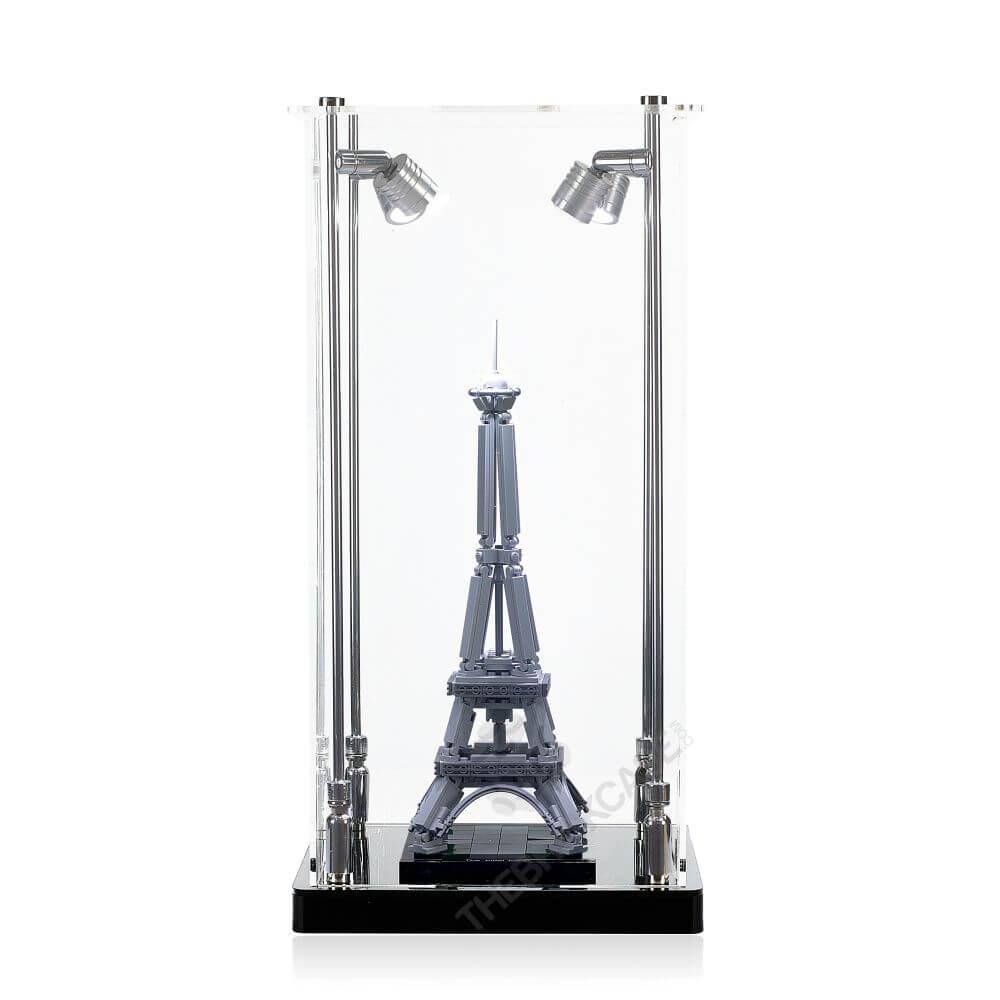 LEGO Eiffel Tower Display Case
