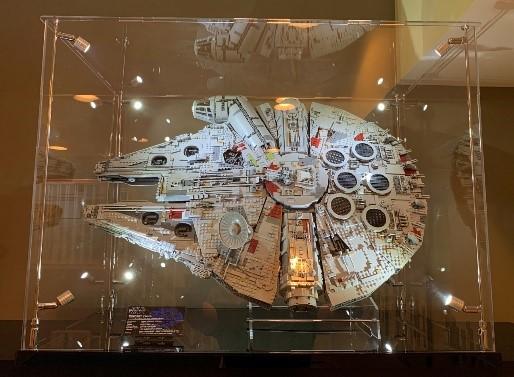 LEGO Millenium Falcon Winner