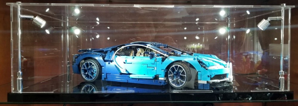 Bugatti Display
